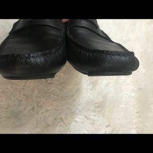 Coach Shoes - Coach Neal black leather loafers size 11.5